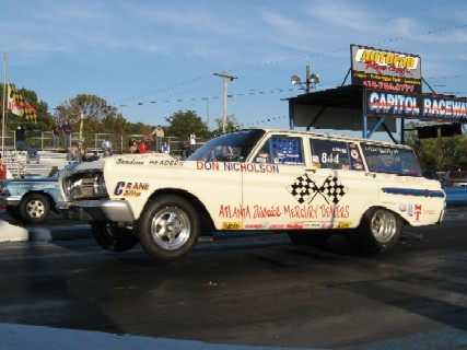 Dyno Don's '64 Comet Station Wagon.....NSCA Champion